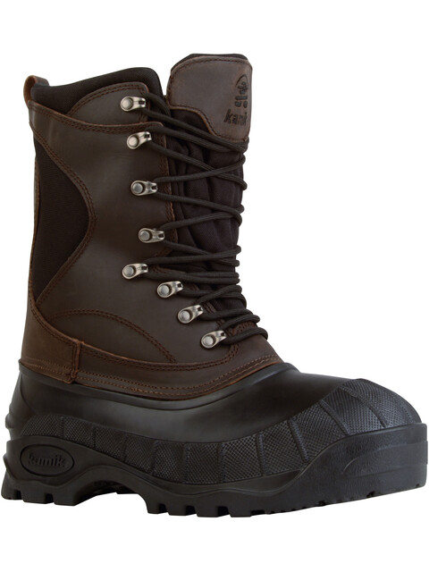 """Kamik M's Cody Boots Dark Brown/Brun Fonce"""